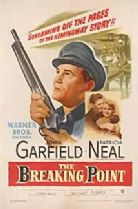The Breaking Point 1950 DVD - John Garfield / Patricia Neal